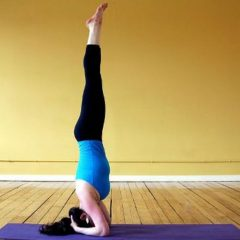 Is Sirasasana (headstand) good or bad for health?